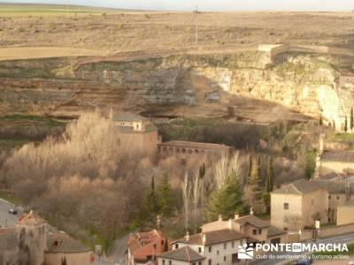 Destilería DYC y Ciudad de Segovia;tarjeta federativa de montaña;informacion sobre el tejo